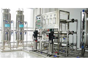 Dual-stage stainless steel anti-penetration (pure water) equipment